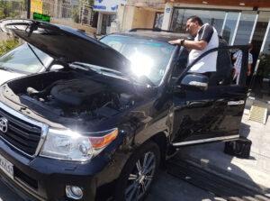 کارشناسی خودرو خارجی-در-محل در تهران